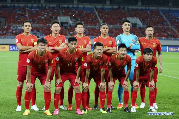 Tim Sepakbola China
