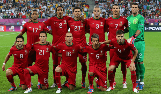 Portugal Football Team (2)