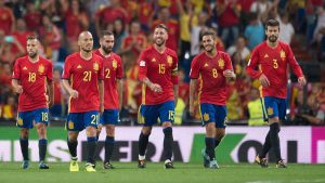 Spanyol Football Team ( 2 )