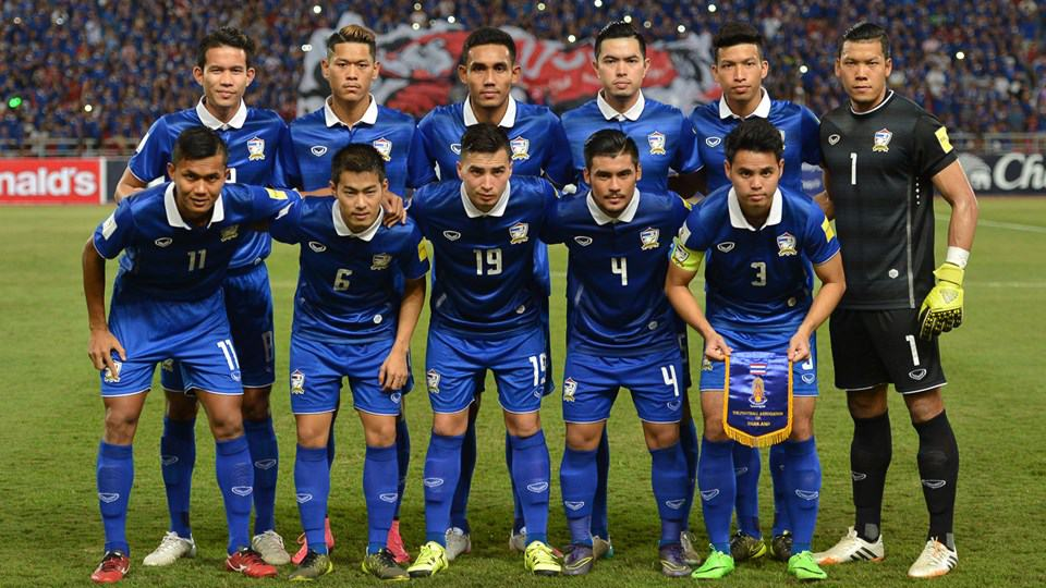 Thailand Football Team