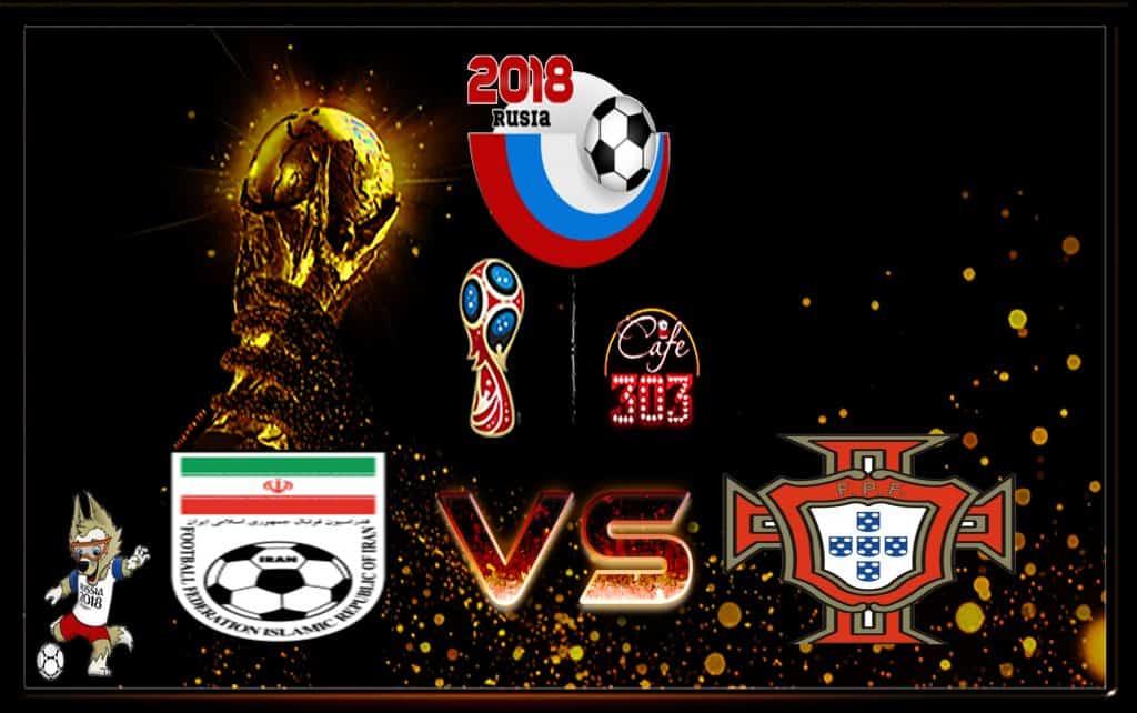 Prediksi Skor Iran Vs Portugal 26 Juni 2018