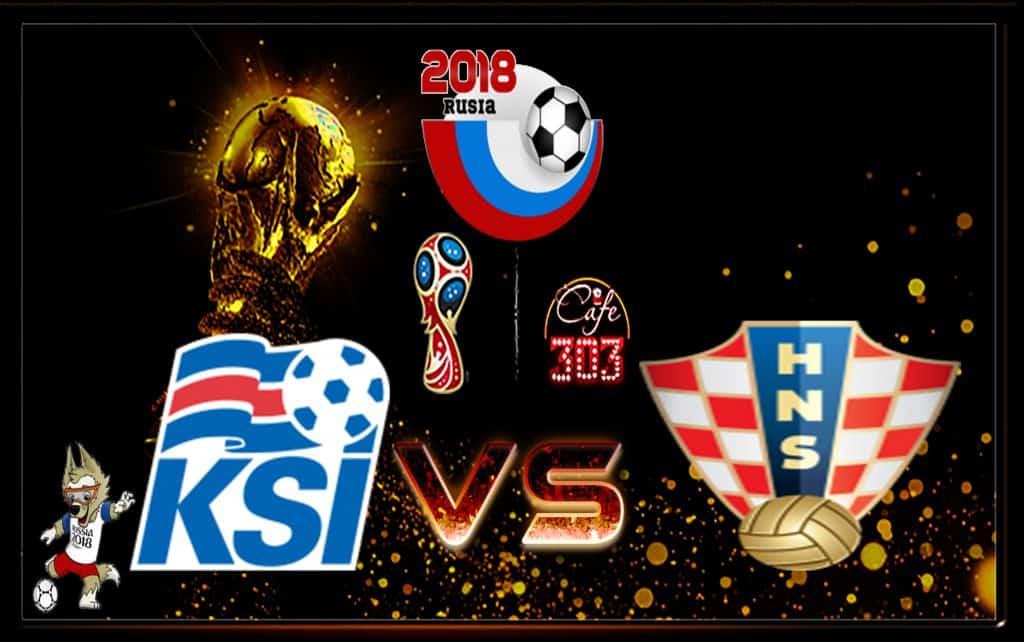 Prediksi Skor Islandia vs Kroasia 27 Juni 2018