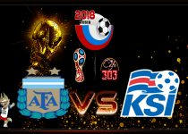 Prediksi Skor Argentina Vs Islandia16 Juni 2018
