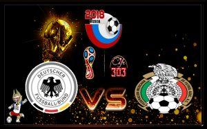 Prediksi Skor Jerman Vs Mexico 17 Juni 2018