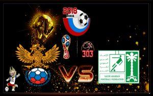 Prediksi Skor Russia Vs Saudi Arabia 14 Juni 2018