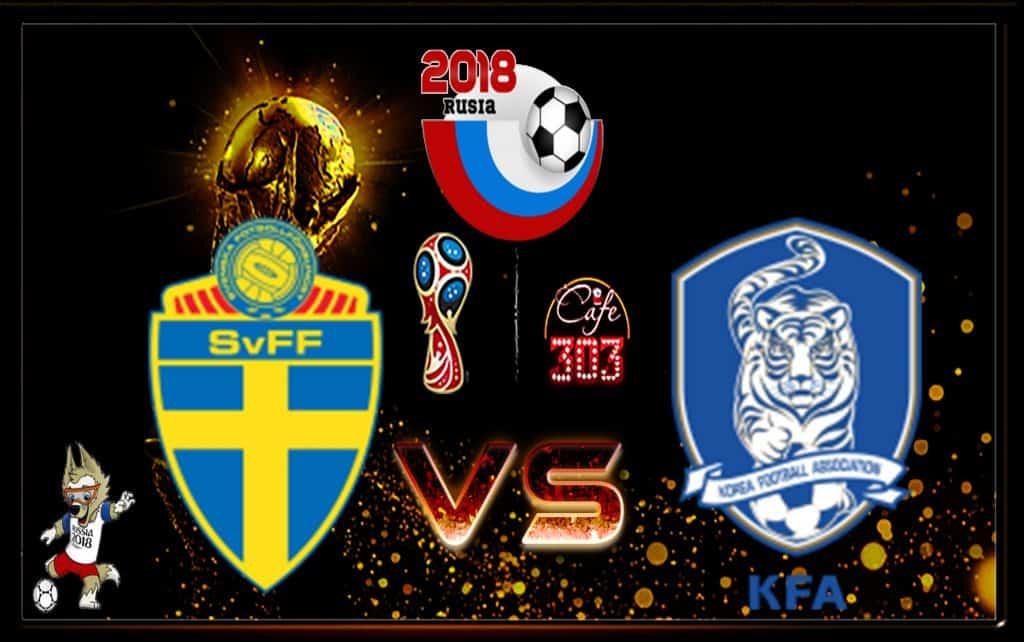 Prediksi Skor Swedia Vs Korea Selatan 18 Juni 2018