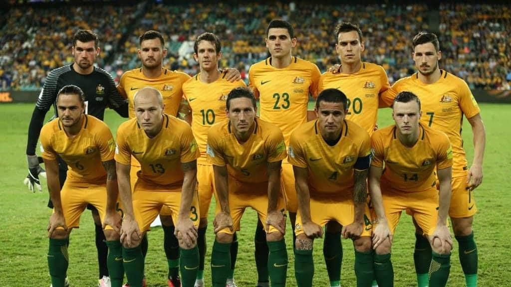 Tim Sepakbola Australia