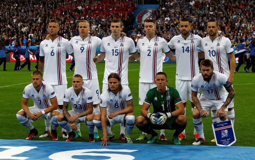 Tim Sepakbola Islandia