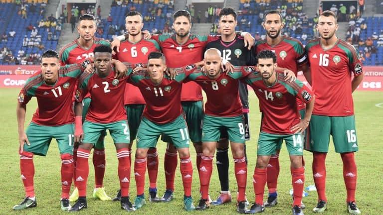 Tim sepak bola Maroko