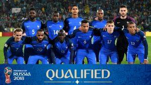 Perancis Football Team