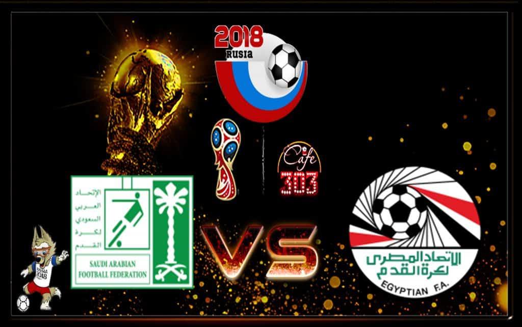 Prediksi Skor Arab vs Mesir 25 Juni 2018