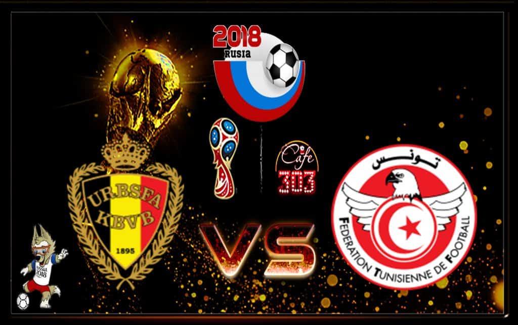 Predicks Skor Belgia Vs Tunisia 23 Juni 2018