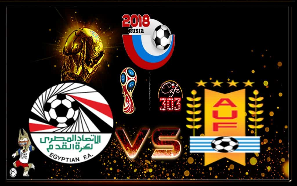 Predicks Skor Mesir Vs Uruguay 15 Juni 2018