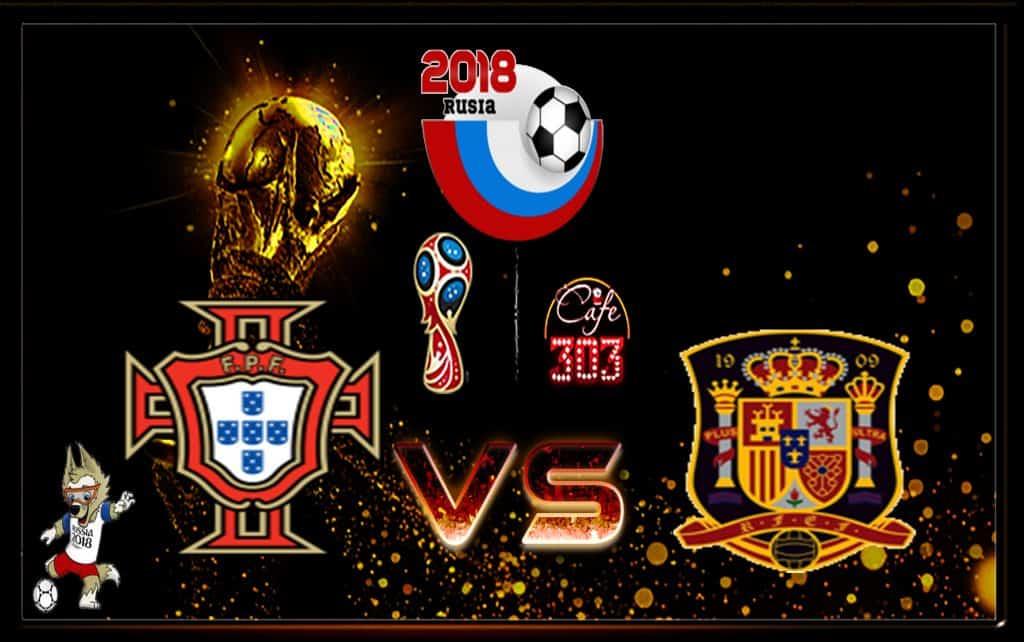 Prediksi Portugal Portugal vs Spanyol 16 Juni 2018