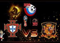 Prediksi Skor Portugal Vs Spain 16 Juni 2018