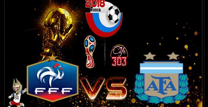 Prediksi Skor Prancis Vs Argentina 30 Juni 2018
