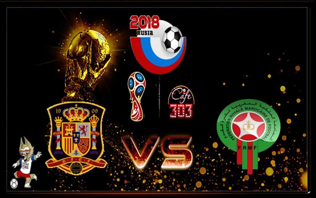 Prediksi Skor Spanyol Vs Maroko 26 Juni 2018 | agen bola ...