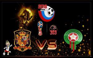 Prediksi Skor Spanyol Vs Maroko 26 Juni 2018