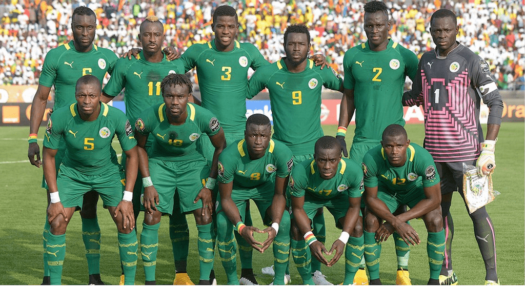 Senegal Football Team