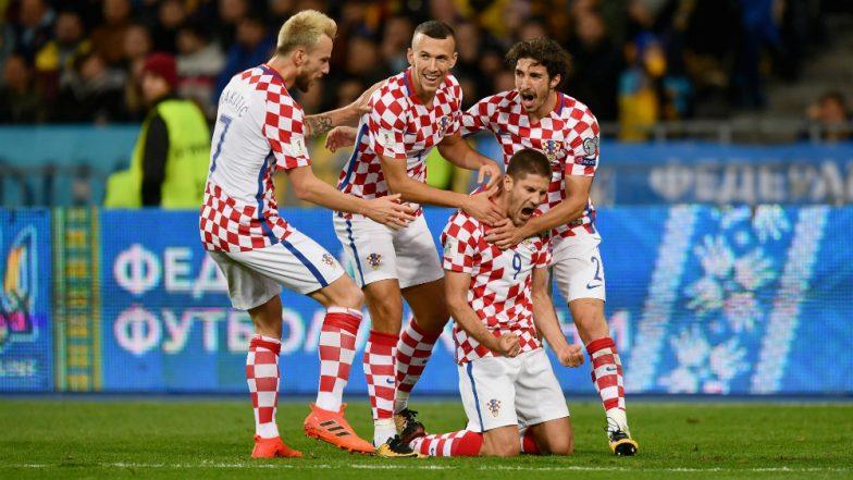 Tim Sepakbola Kroasia