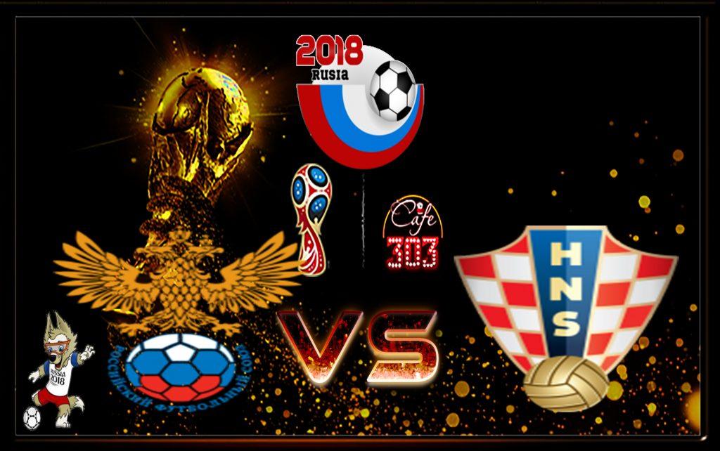 Predictive score Rusia Vs Kroasia 8 Juli 2018