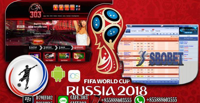 Agen Bola Piala Dunia 2018