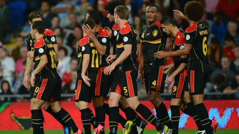 Belgia Football Team ( 2 )