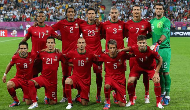 Portugal Football Team ( 2 )