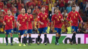 Spanyol Football Team ( 2 )