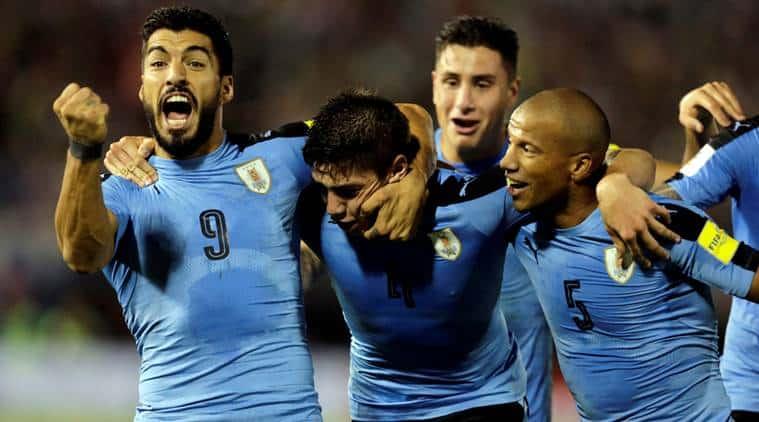 Uruguay Football Team ( 2 )