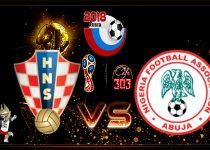 Prediksi Skor Kroasia Vs Nigeria 17 Juni 2018