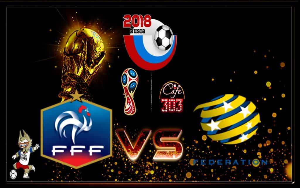 Prediksi Skor Perancis Vs Australia 16 Juni 2018
