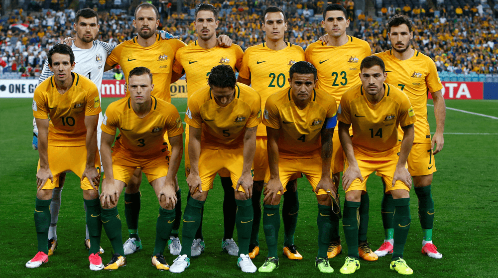 Australia Football Team