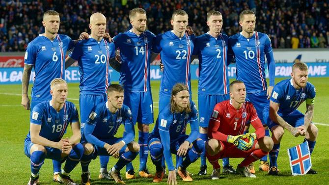 Islandia Football Team