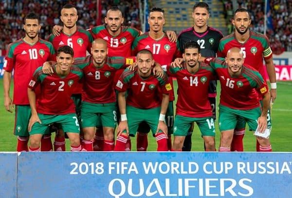 Maroko Football Team