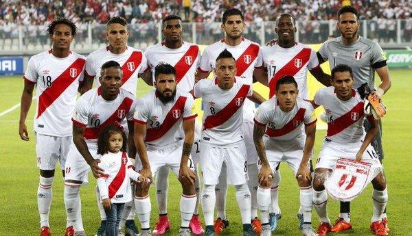 Peru Football Team