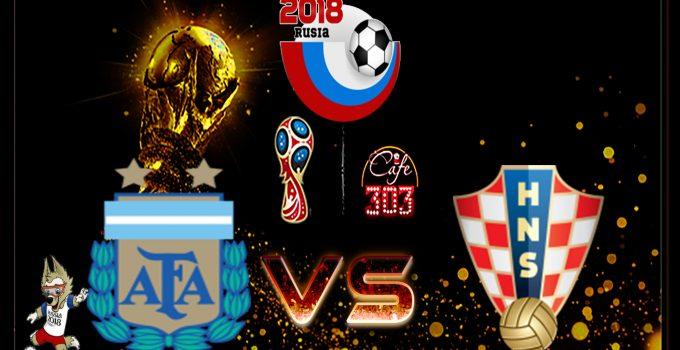 Prediksi Skor Argentina Vs Kroasia 22 Juni 2018