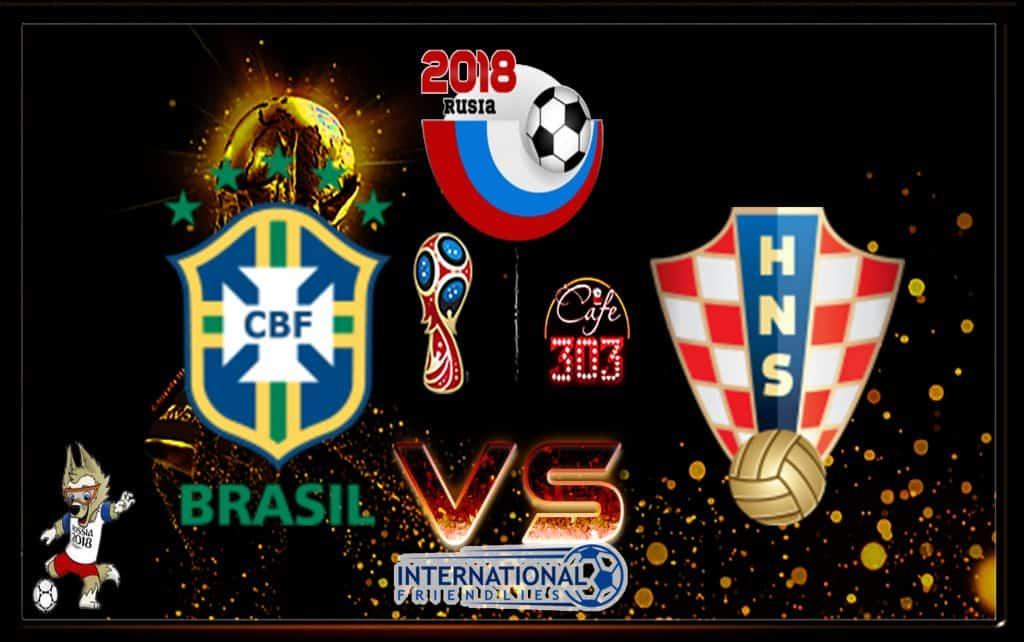 Prediksi Skor Brazil Vs Croatia 3 Juni 2018