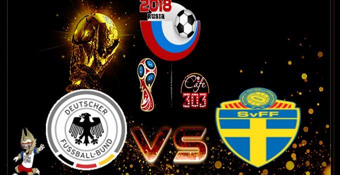 Prediksi Skor Jerman Vs Swedia 24 Juni 2018