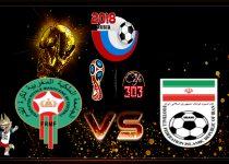 Prediksi Skor Maroko Vs Iran 15 Juni 2018
