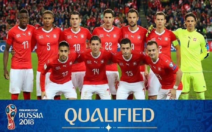 Swis Football Team