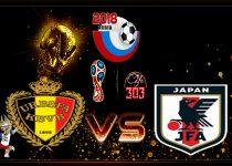Prediksi Skor Belgia Vs Jepang 3 Juli 2018