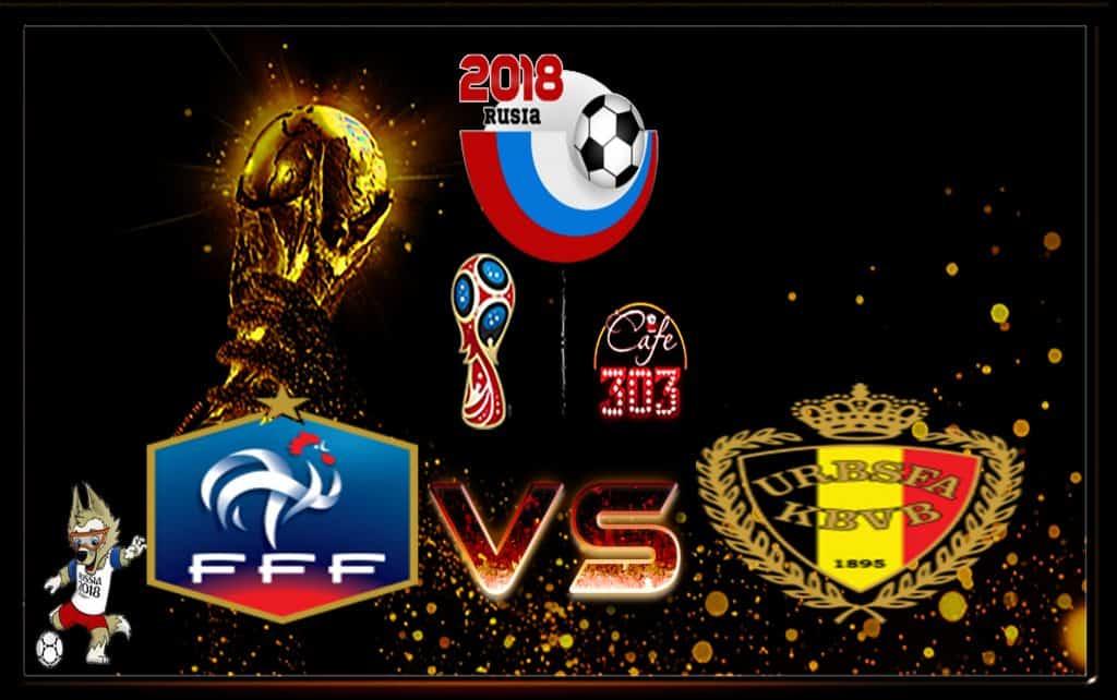 Prediksi Skor Perancis Vs Belgia 11 Juli 2018